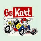 Go Kart Vintage by harrisonformula