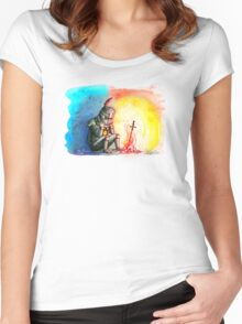 Waiting for Summons Women's Fitted Scoop T-Shirt