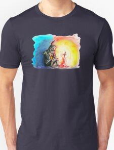 Waiting for Summons Unisex T-Shirt