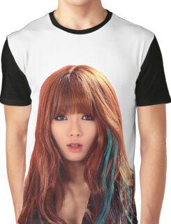 4minute Hyuna Graphic T-Shirt