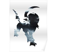 Absol used Feint Attack Poster