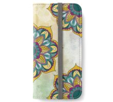 Mandala colorful iPhone Wallet/Case/Skin