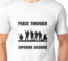 Superior Soldiers Unisex T-Shirt