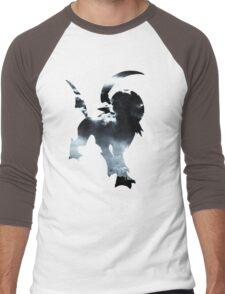 Absol used Feint Attack Men's Baseball ¾ T-Shirt