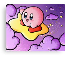 Kirby Canvas Print