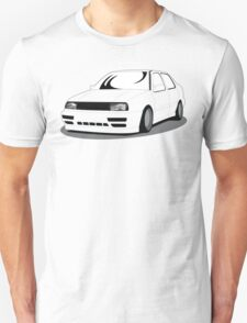 MK3 Jetta Graphic T-Shirt