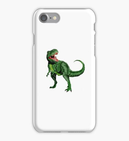 Tyrannosaurus Dinosaur iPhone Case/Skin