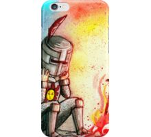 Waiting for Summons iPhone Case/Skin