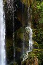 Waterfall by Jens Helmstedt