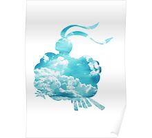 Altaria used Roost Poster