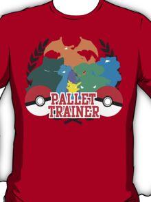 Pallet Treiner T-Shirt
