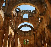 Byzantine Alahan Monastery in Mut by Jens Helmstedt