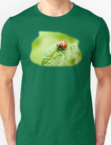 ladybug red green T-Shirt