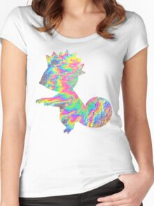 Kecleon used Synchronoise Women's Fitted Scoop T-Shirt