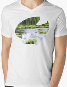 Lotad used Absorb Mens V-Neck T-Shirt