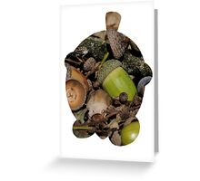 Seedot used Nature Power Greeting Card