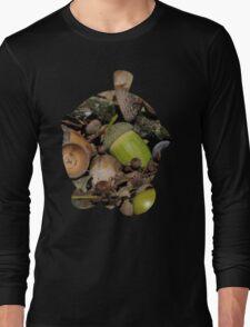 Seedot used Nature Power Long Sleeve T-Shirt