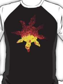 Solrock used Fire Spin T-Shirt