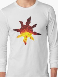 Solrock used Fire Spin Long Sleeve T-Shirt