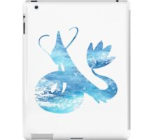 Milotic used Aqua Ring iPad Case/Skin