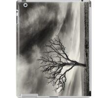 tree thunder sky clouds iPad Case/Skin