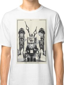 Fig. V - The Hierophant Classic T-Shirt