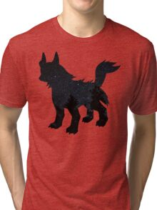 Mightyena used Dark Pulse Tri-blend T-Shirt
