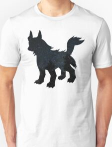 Mightyena used Dark Pulse Unisex T-Shirt