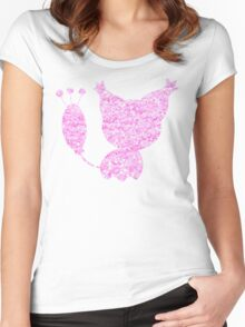Skitty used Attract Women's Fitted Scoop T-Shirt