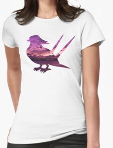 Swellow used Aerial Ace Womens Fitted T-Shirt