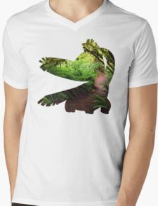 Tropius used Leaf Storm Mens V-Neck T-Shirt