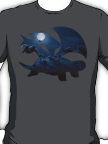 Salamence used Dragon Tail T-Shirt