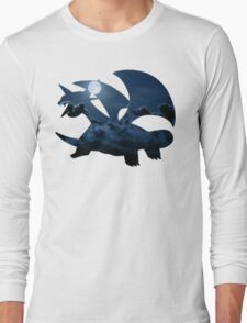 Salamence used Dragon Tail Long Sleeve T-Shirt