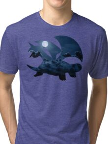 Salamence used Dragon Tail Tri-blend T-Shirt