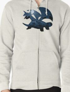 Salamence used Dragon Tail Zipped Hoodie