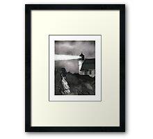 Kingdom by The Sea Framed Print