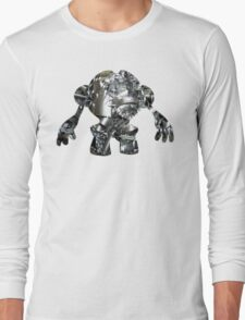 Registeel used Iron Head Long Sleeve T-Shirt