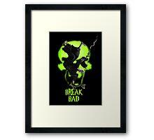 Break Bad Framed Print