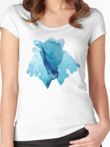 Regice used Blizzard Women's Fitted Scoop T-Shirt