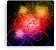 Energy Collection Canvas Print