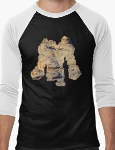 Regirock used Ancient Power Men's Baseball ¾ T-Shirt