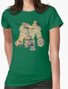 Regirock used Ancient Power Womens Fitted T-Shirt