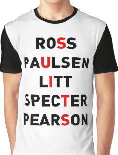 suits Graphic T-Shirt