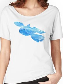 Kyorge used Water Spout Women's Relaxed Fit T-Shirt