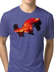 Groudon used Earthquake Tri-blend T-Shirt