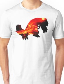 Groudon used Earthquake Unisex T-Shirt