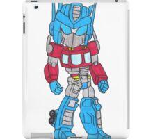 Chibi Optimus Prime iPad Case/Skin