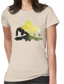 Jirachi used Wish Womens Fitted T-Shirt
