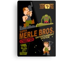 Super Merle Brothers Metal Print