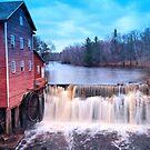 Dell Mills Falls by tvlgoddess